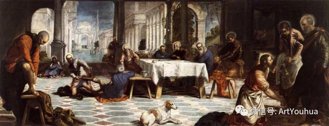 No.14 丁托列托 | 16世纪意大利威尼斯画派著名画家插图18