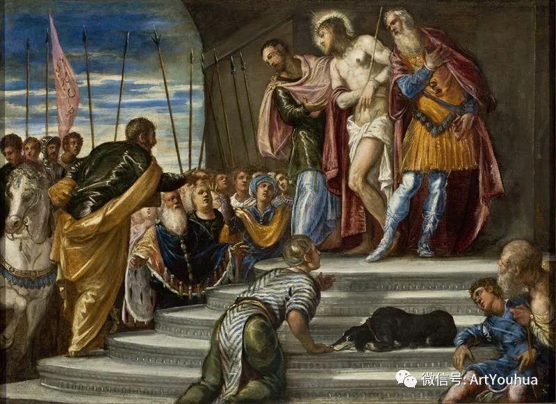 No.14 丁托列托 | 16世纪意大利威尼斯画派著名画家插图19
