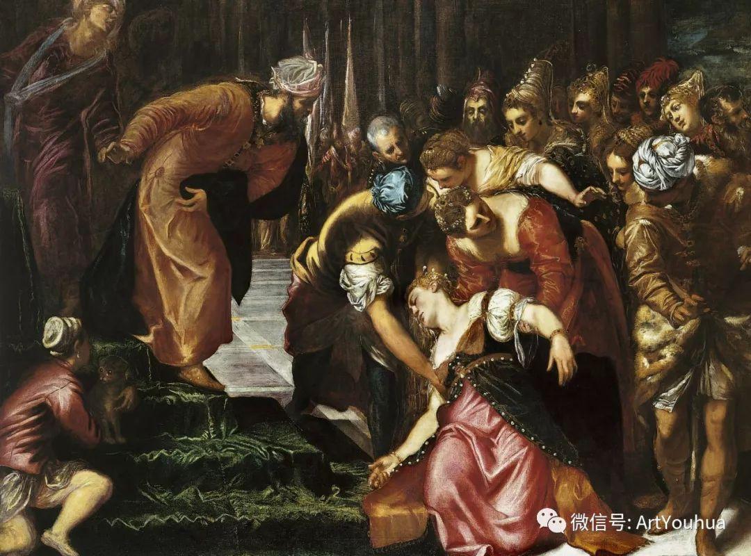 No.14 丁托列托 | 16世纪意大利威尼斯画派著名画家插图22