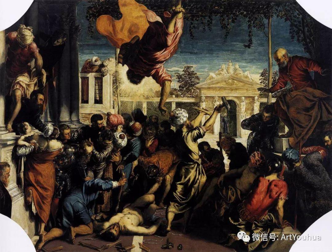 No.14 丁托列托 | 16世纪意大利威尼斯画派著名画家插图23