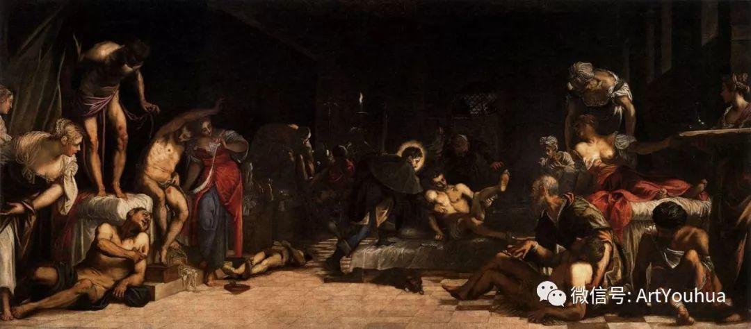 No.14 丁托列托 | 16世纪意大利威尼斯画派著名画家插图25