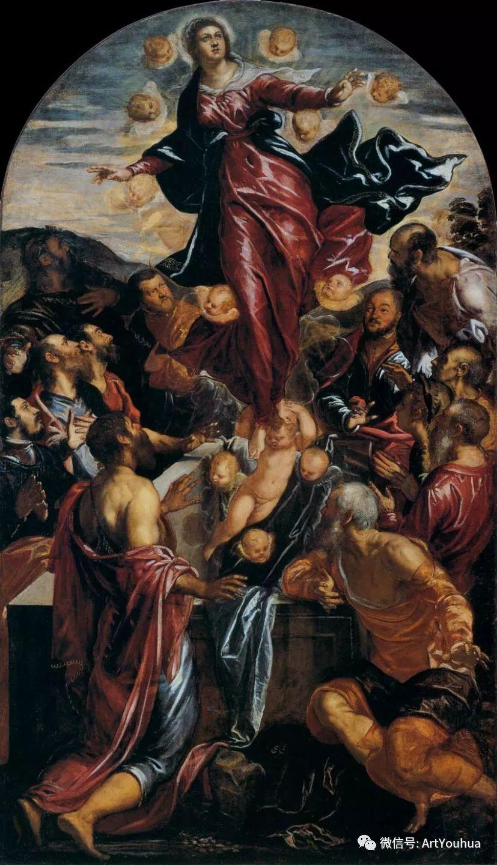 No.14 丁托列托 | 16世纪意大利威尼斯画派著名画家插图26