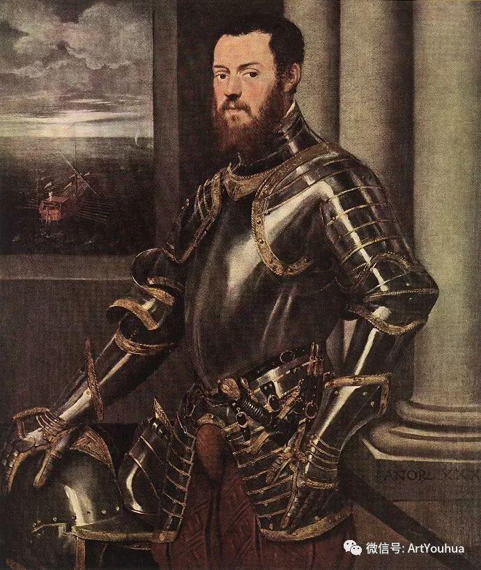 No.14 丁托列托 | 16世纪意大利威尼斯画派著名画家插图27