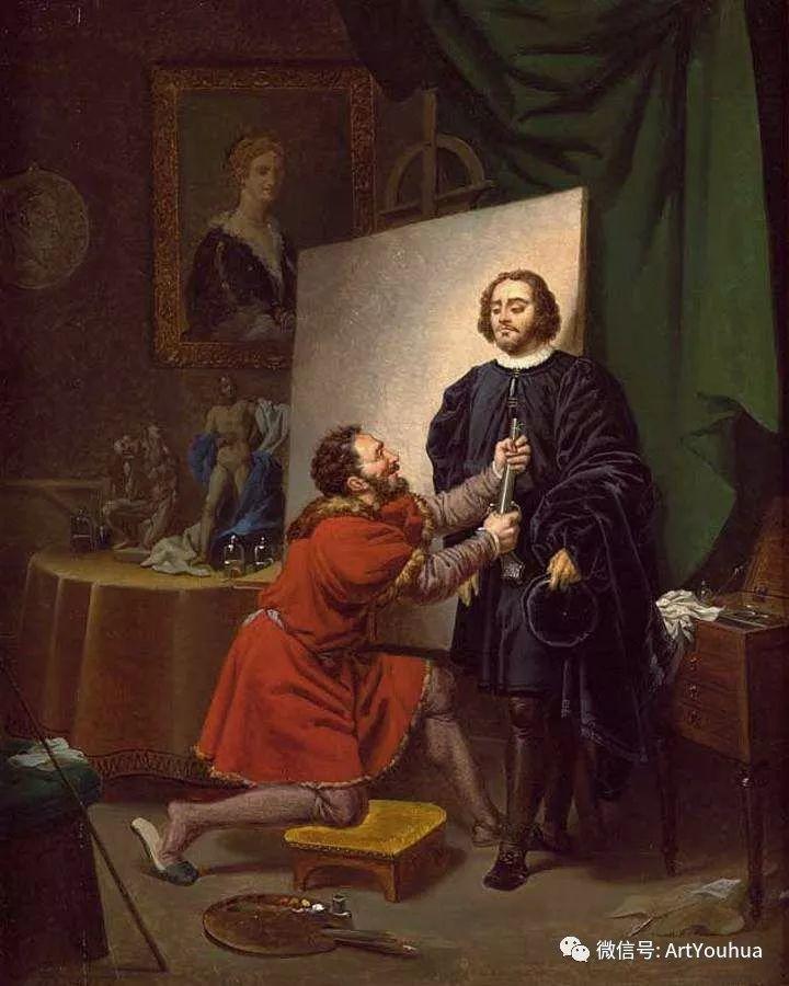 No.14 丁托列托 | 16世纪意大利威尼斯画派著名画家插图30