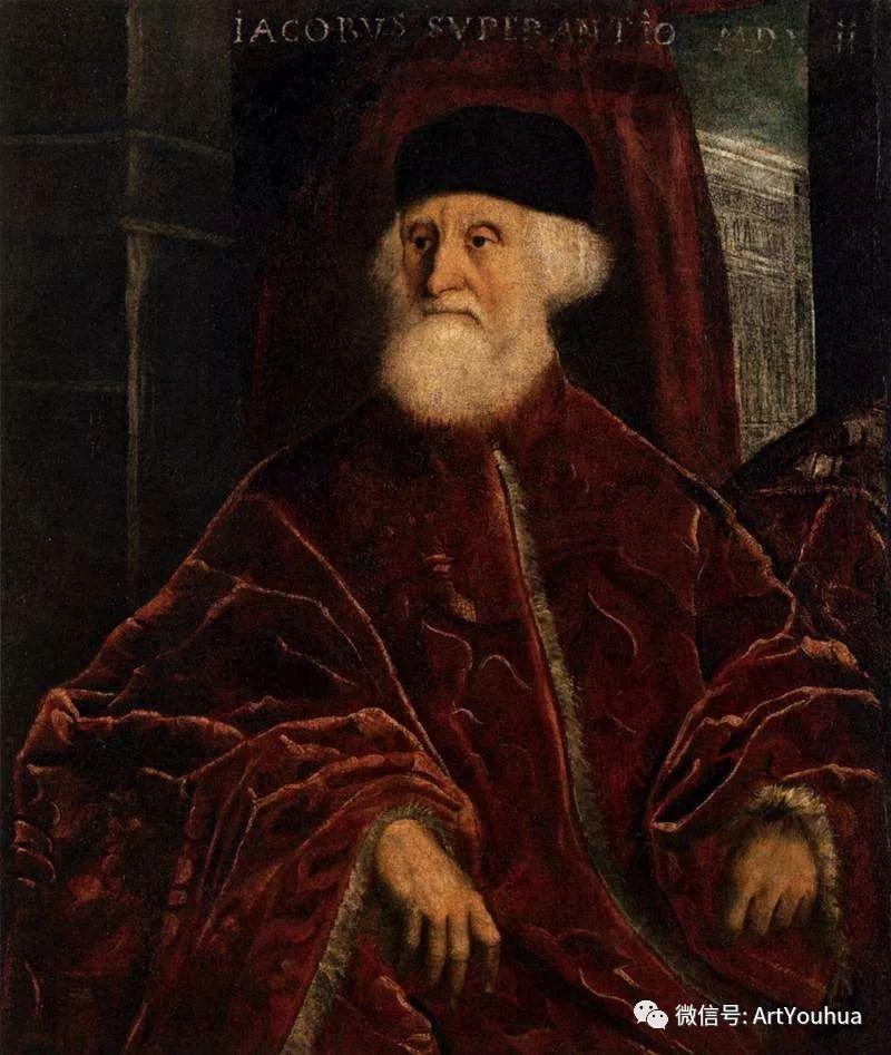 No.14 丁托列托 | 16世纪意大利威尼斯画派著名画家插图32
