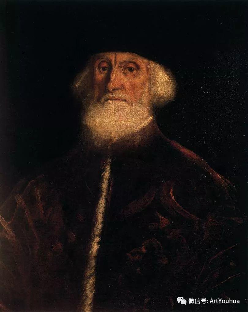 No.14 丁托列托 | 16世纪意大利威尼斯画派著名画家插图33