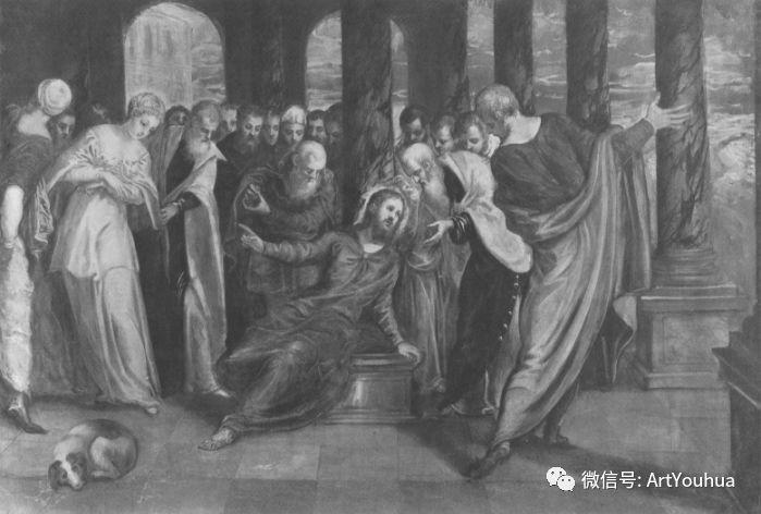 No.14 丁托列托 | 16世纪意大利威尼斯画派著名画家插图34