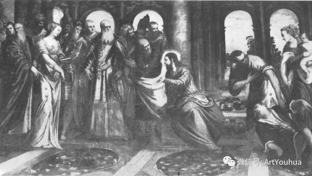 No.14 丁托列托 | 16世纪意大利威尼斯画派著名画家插图36