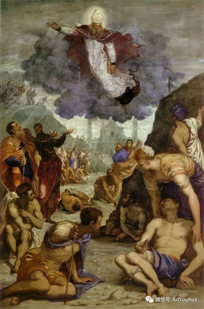 No.14 丁托列托 | 16世纪意大利威尼斯画派著名画家插图37