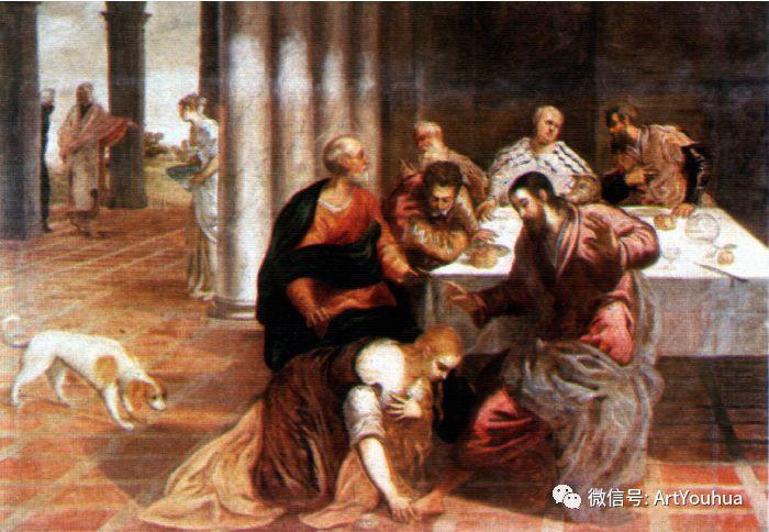 No.14 丁托列托 | 16世纪意大利威尼斯画派著名画家插图38