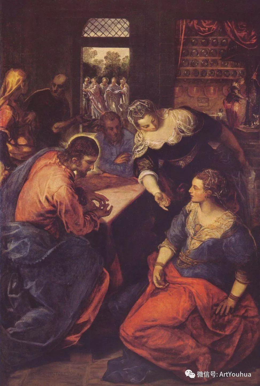 No.14 丁托列托 | 16世纪意大利威尼斯画派著名画家插图40
