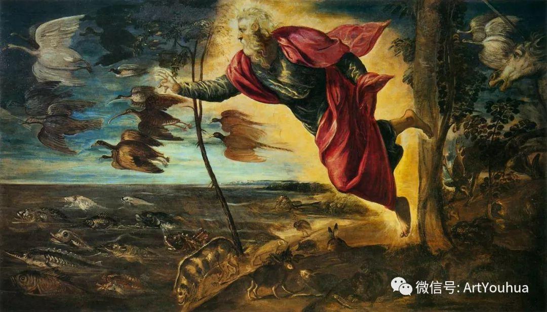 No.14 丁托列托 | 16世纪意大利威尼斯画派著名画家插图41