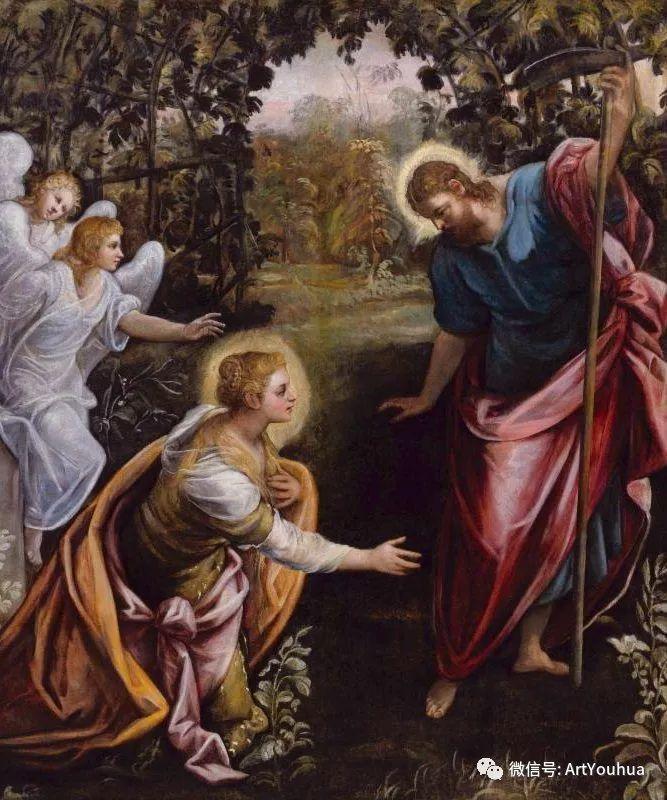 No.14 丁托列托 | 16世纪意大利威尼斯画派著名画家插图42