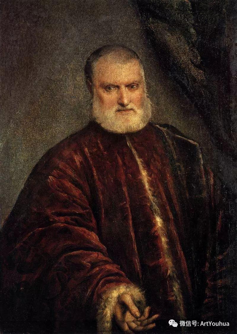 No.14 丁托列托 | 16世纪意大利威尼斯画派著名画家插图45