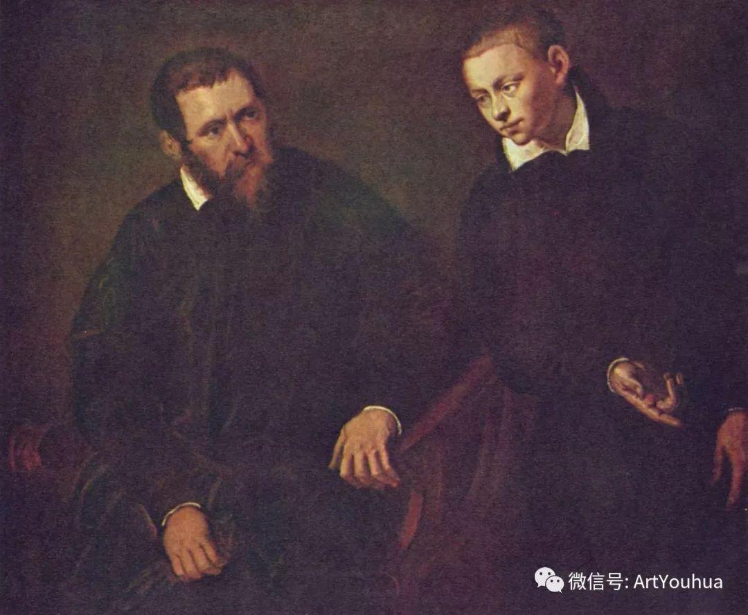 No.14 丁托列托 | 16世纪意大利威尼斯画派著名画家插图46