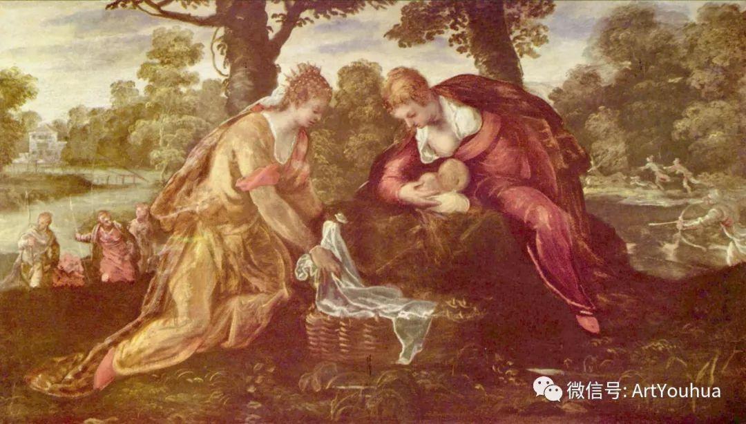No.14 丁托列托 | 16世纪意大利威尼斯画派著名画家插图48