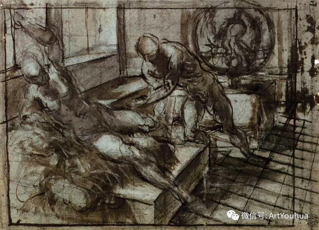No.14 丁托列托 | 16世纪意大利威尼斯画派著名画家插图49