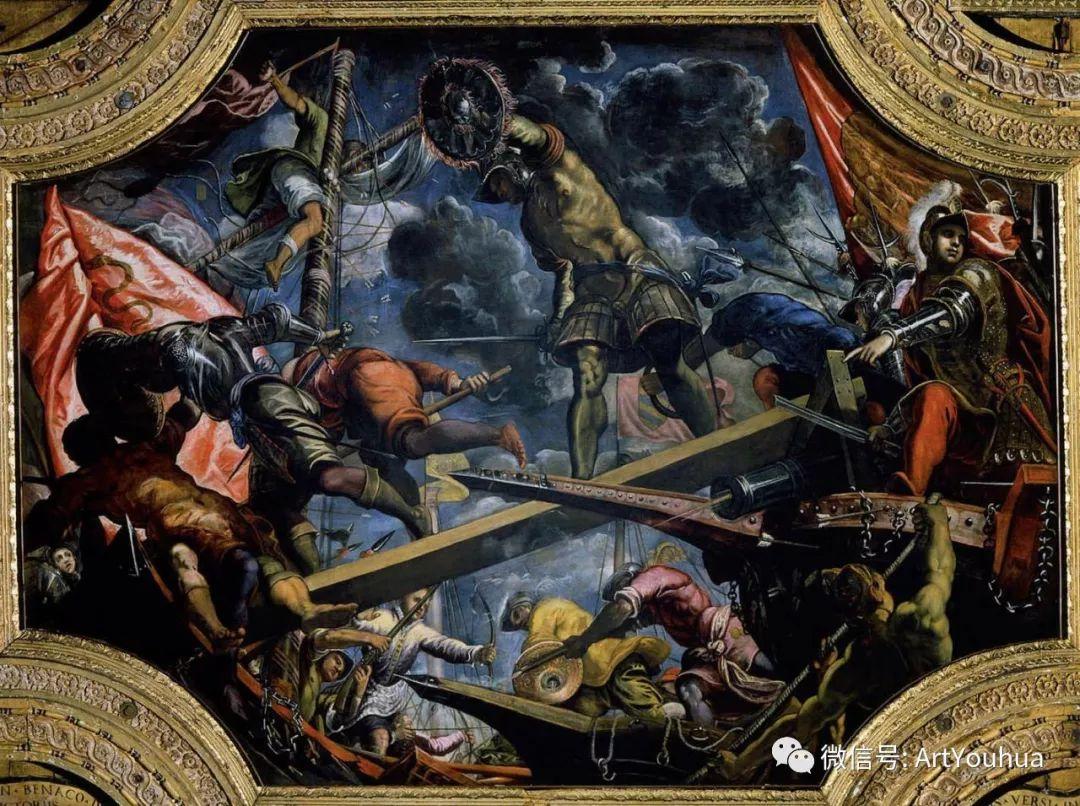 No.14 丁托列托 | 16世纪意大利威尼斯画派著名画家插图50