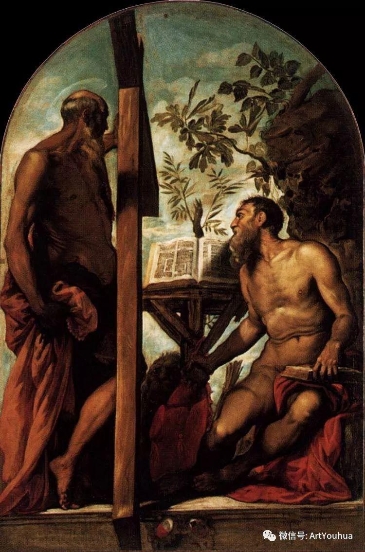 No.14 丁托列托 | 16世纪意大利威尼斯画派著名画家插图51