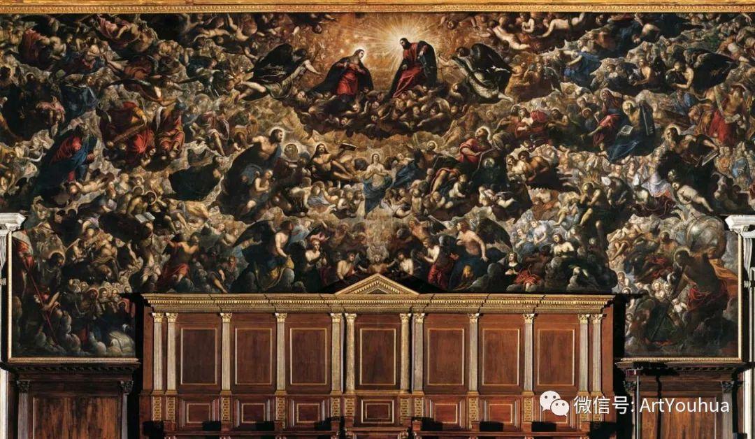 No.14 丁托列托 | 16世纪意大利威尼斯画派著名画家插图52