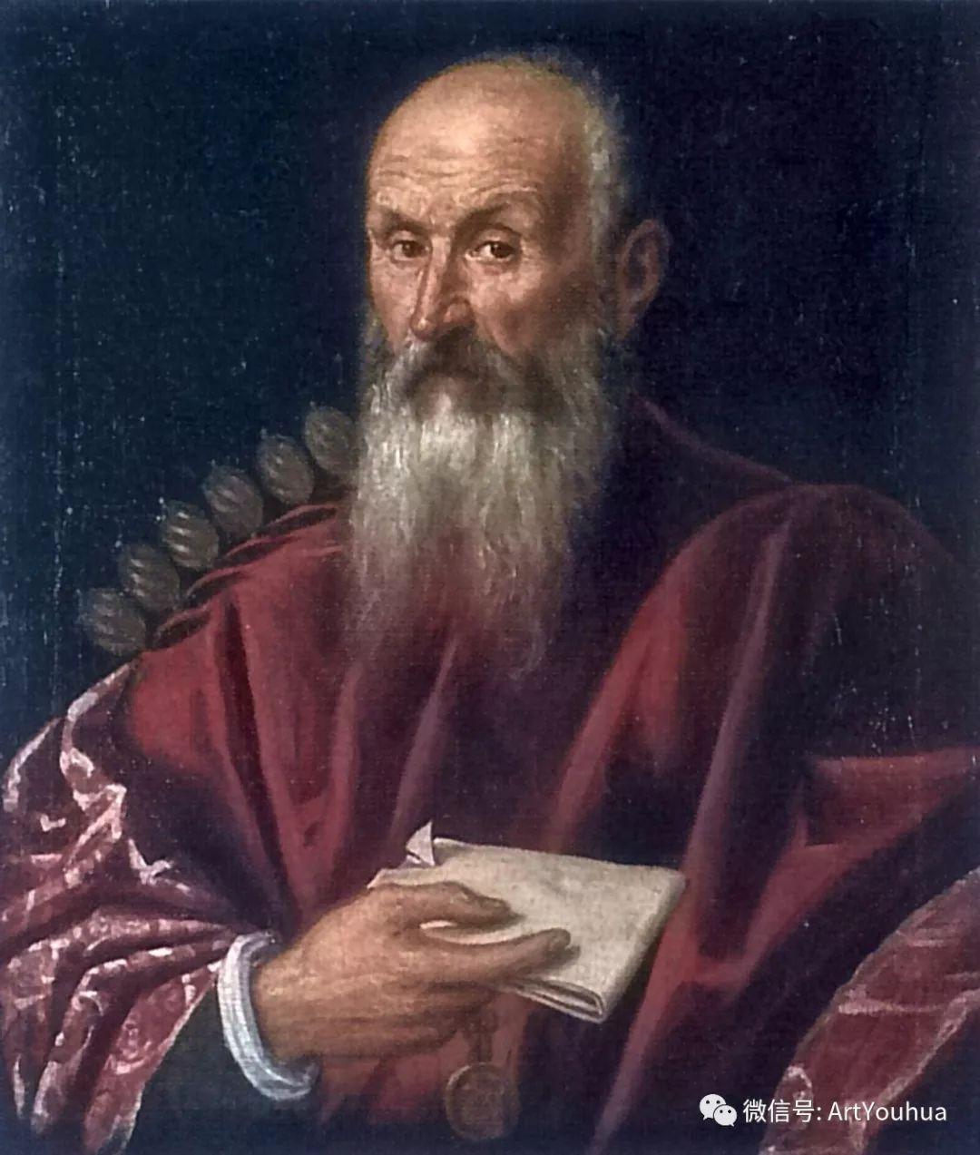 No.14 丁托列托 | 16世纪意大利威尼斯画派著名画家插图54