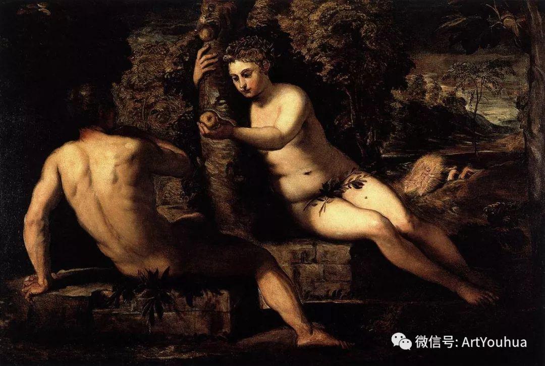 No.14 丁托列托 | 16世纪意大利威尼斯画派著名画家插图55