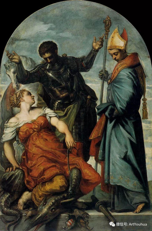 No.14 丁托列托 | 16世纪意大利威尼斯画派著名画家插图59