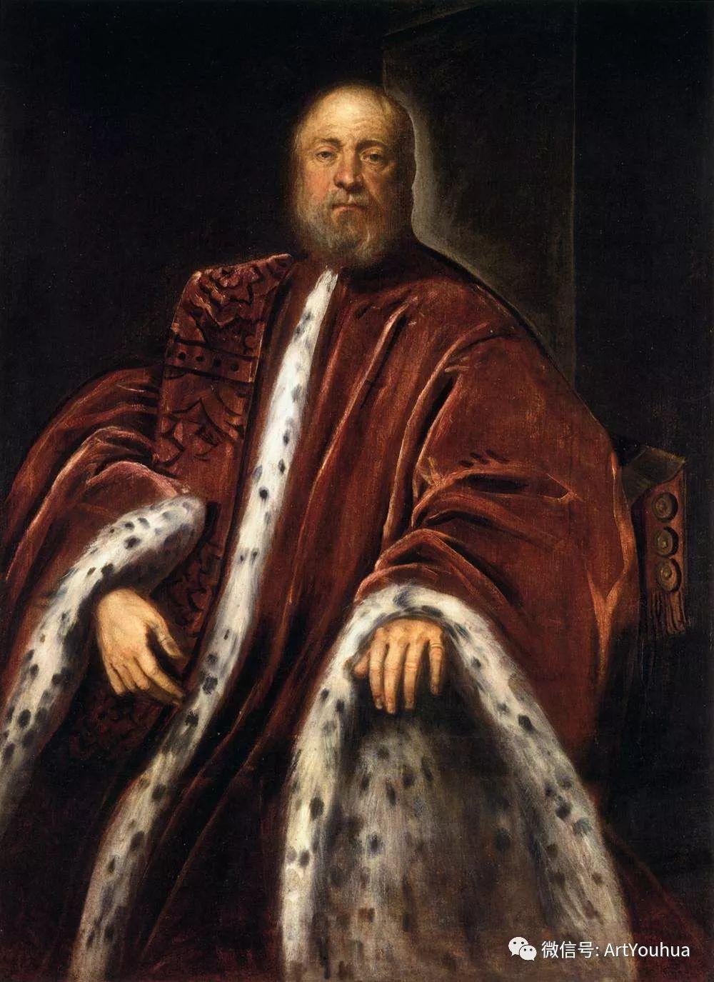No.14 丁托列托 | 16世纪意大利威尼斯画派著名画家插图60