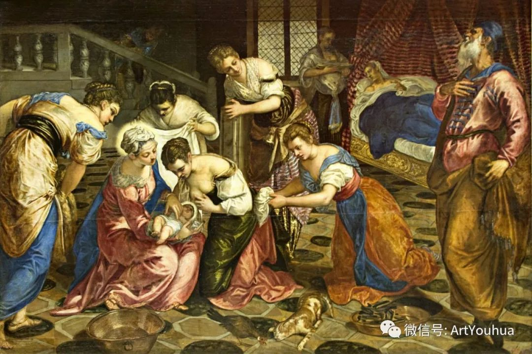 No.14 丁托列托 | 16世纪意大利威尼斯画派著名画家插图61