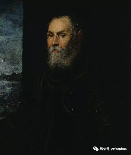 No.14 丁托列托 | 16世纪意大利威尼斯画派著名画家插图62