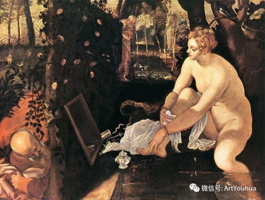 No.14 丁托列托 | 16世纪意大利威尼斯画派著名画家插图64
