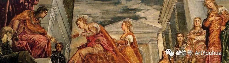 No.14 丁托列托 | 16世纪意大利威尼斯画派著名画家插图69