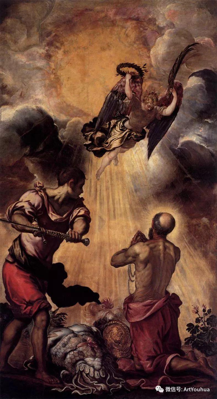 No.14 丁托列托 | 16世纪意大利威尼斯画派著名画家插图70