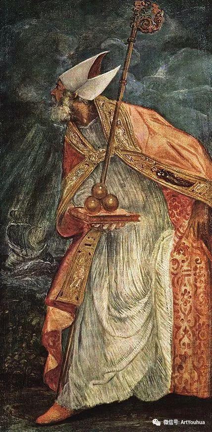 No.14 丁托列托 | 16世纪意大利威尼斯画派著名画家插图71