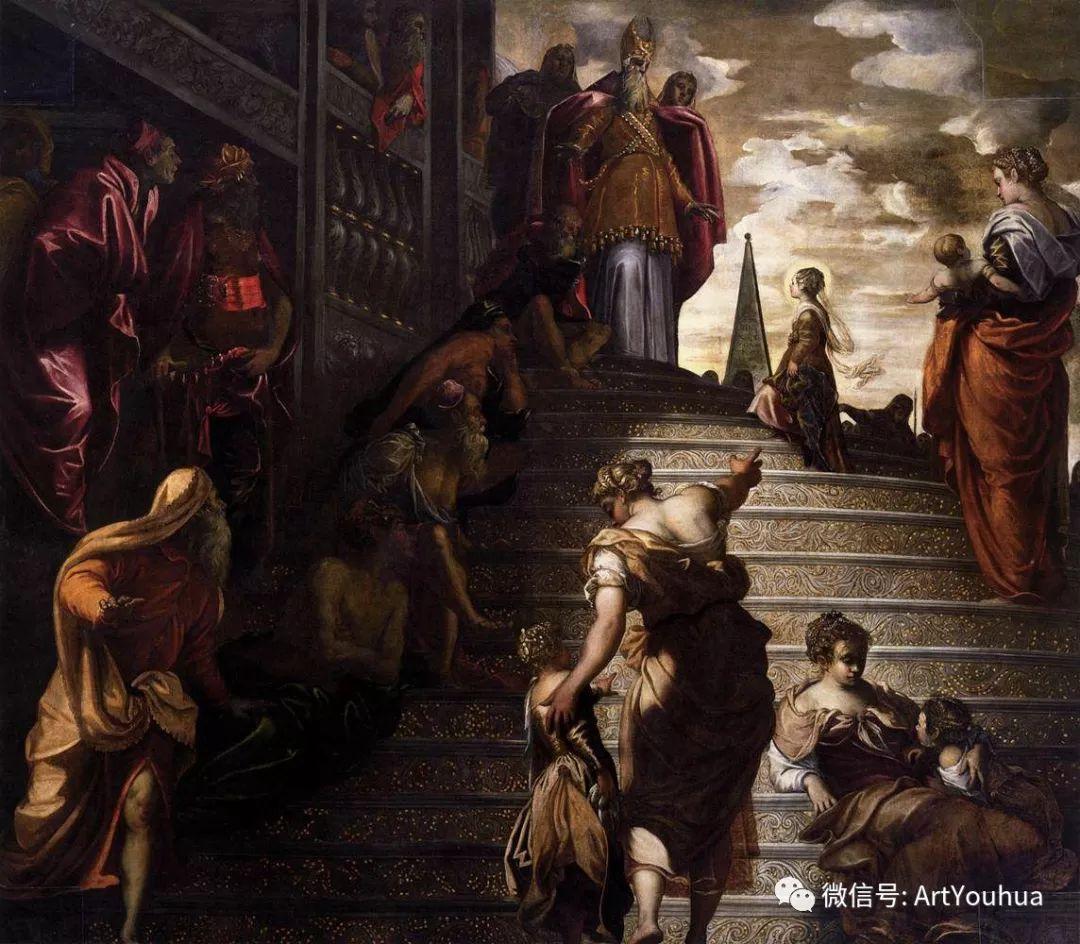 No.14 丁托列托 | 16世纪意大利威尼斯画派著名画家插图72