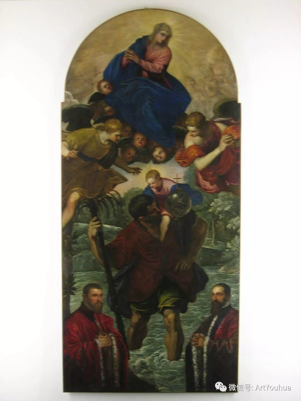 No.14 丁托列托 | 16世纪意大利威尼斯画派著名画家插图73