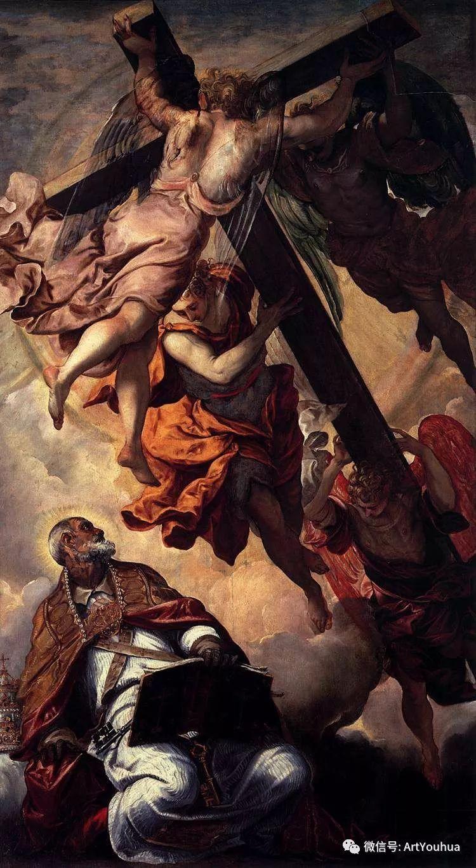 No.14 丁托列托 | 16世纪意大利威尼斯画派著名画家插图74