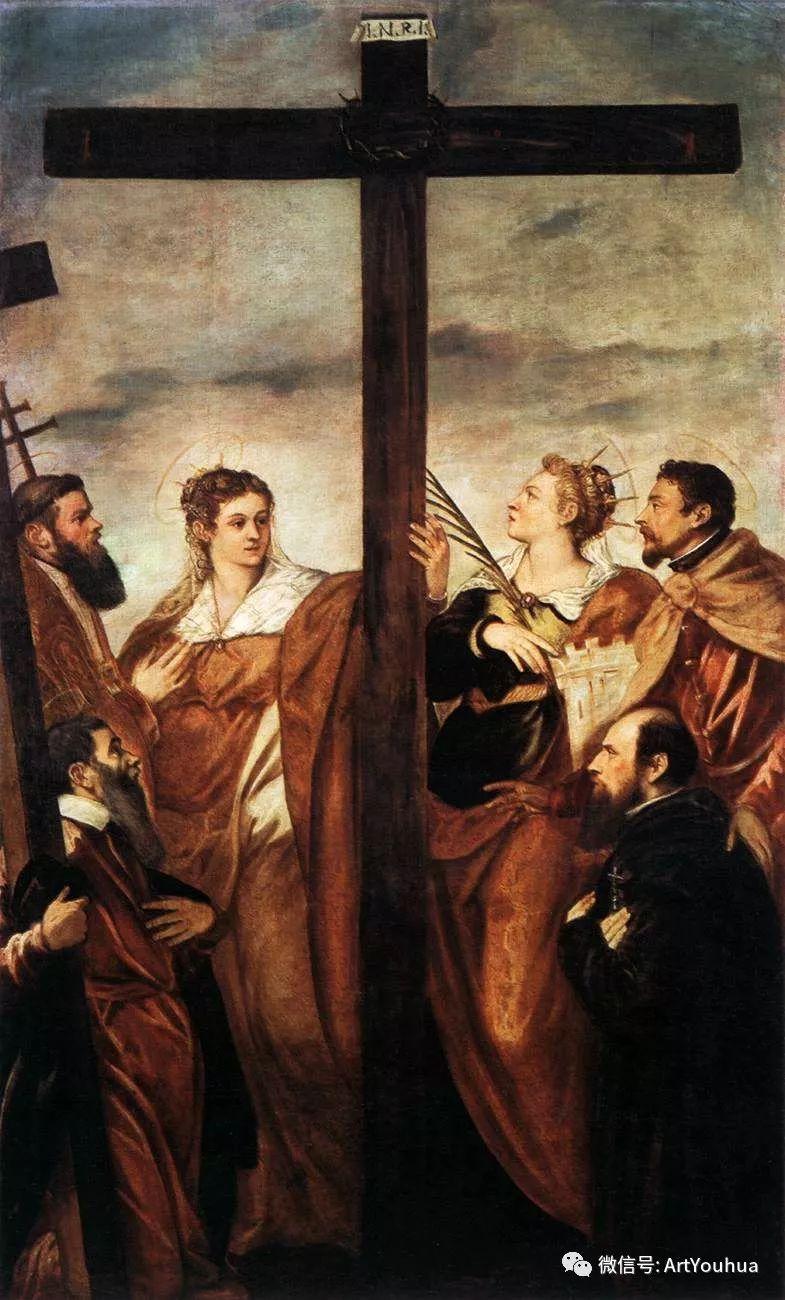 No.14 丁托列托 | 16世纪意大利威尼斯画派著名画家插图75