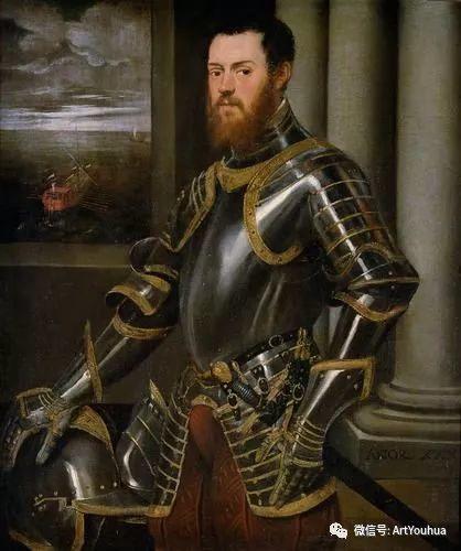 No.14 丁托列托 | 16世纪意大利威尼斯画派著名画家插图76