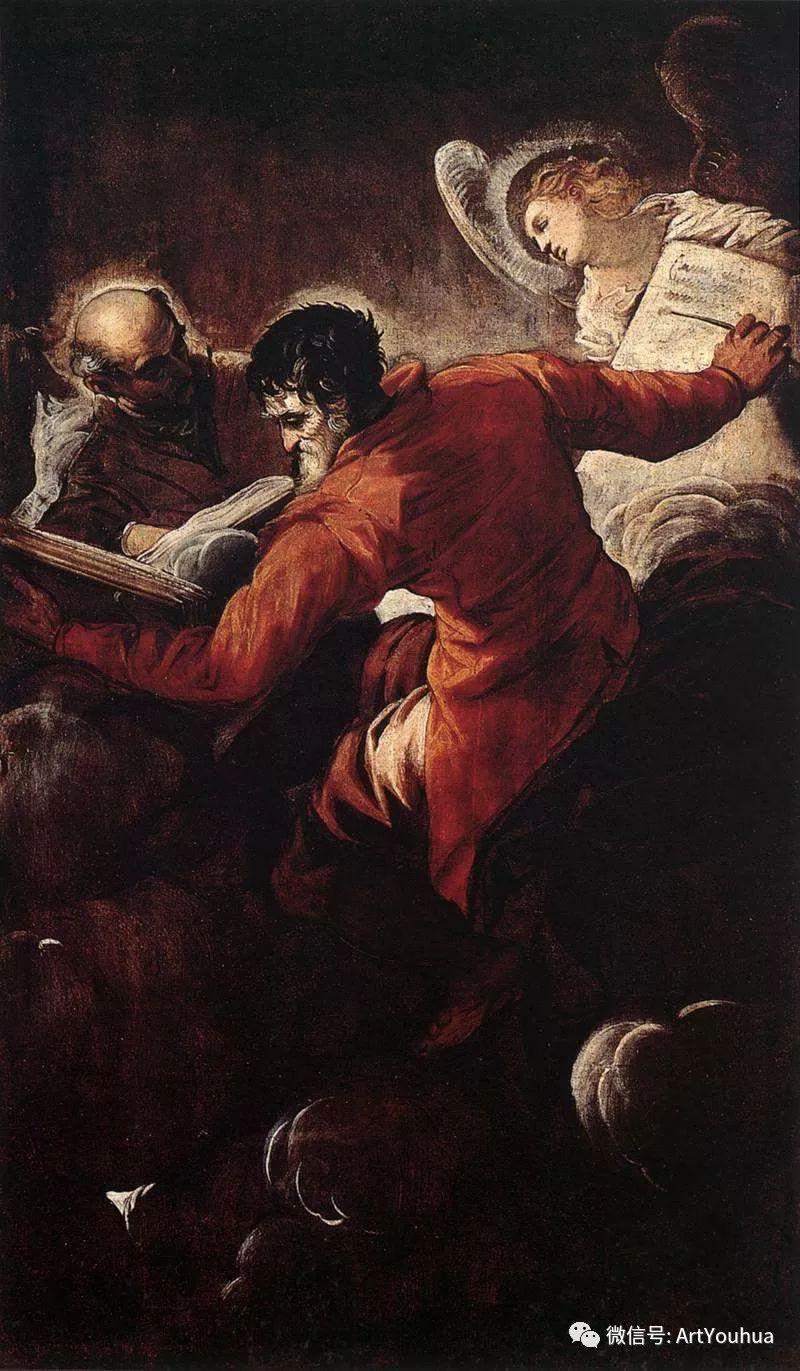 No.14 丁托列托 | 16世纪意大利威尼斯画派著名画家插图78