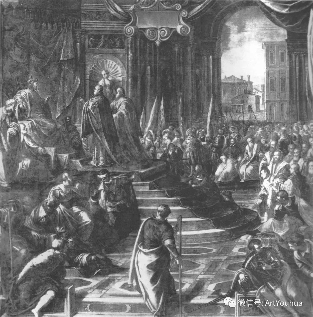 No.14 丁托列托 | 16世纪意大利威尼斯画派著名画家插图79