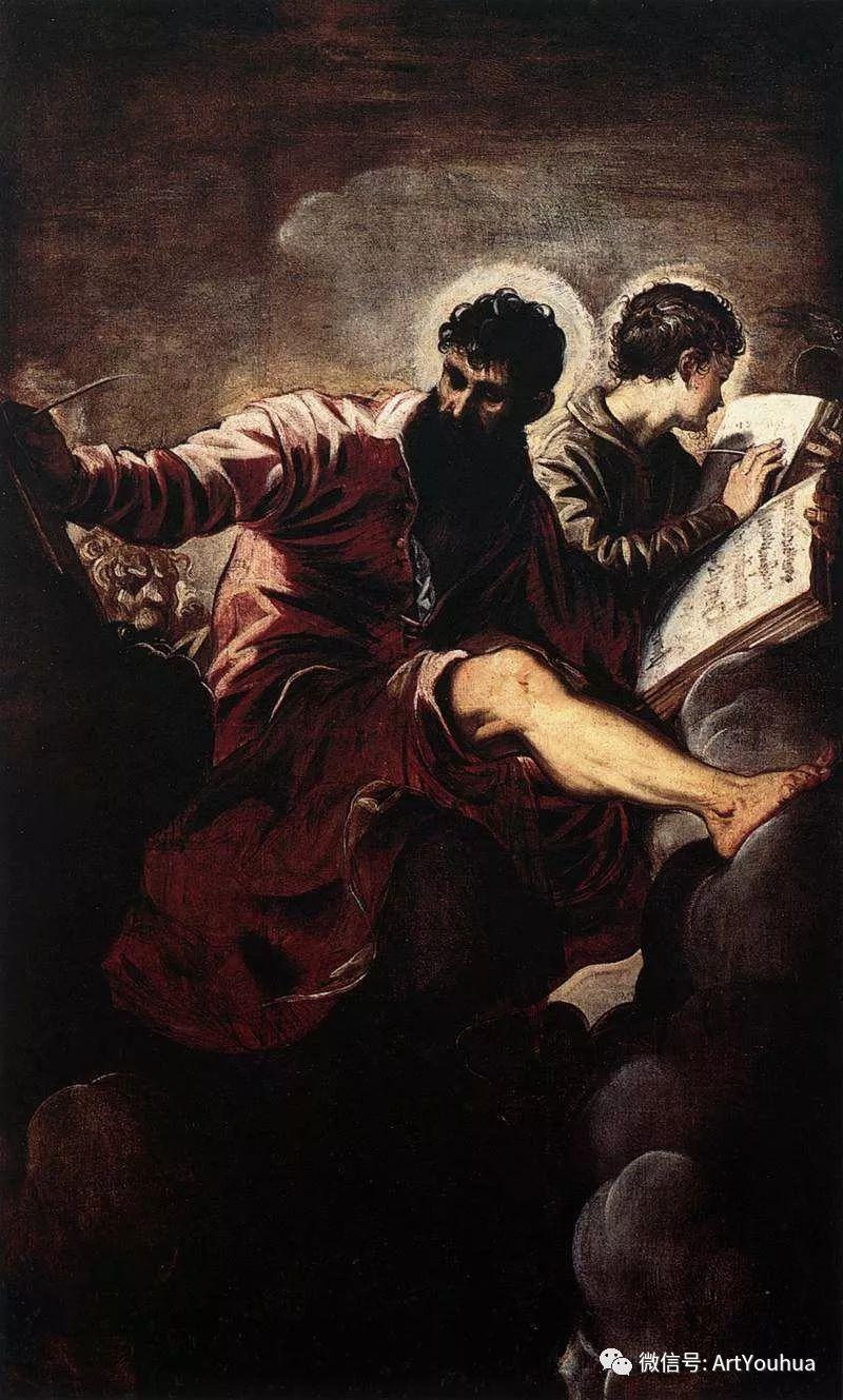 No.14 丁托列托 | 16世纪意大利威尼斯画派著名画家插图80