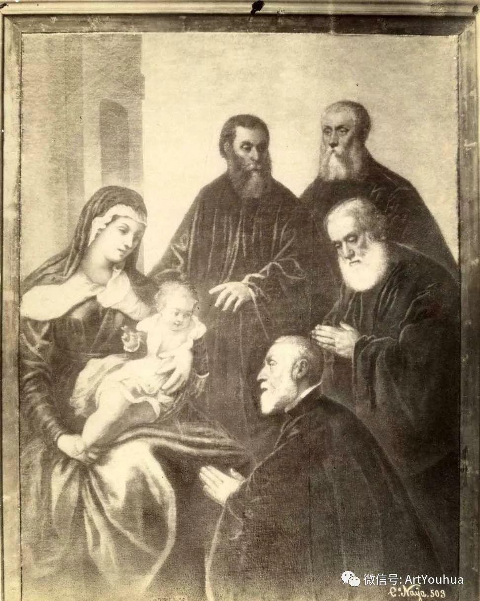No.14 丁托列托 | 16世纪意大利威尼斯画派著名画家插图81