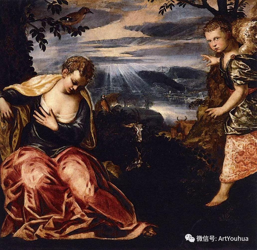 No.14 丁托列托 | 16世纪意大利威尼斯画派著名画家插图82