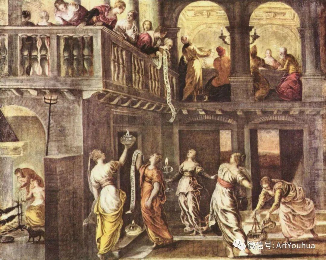No.14 丁托列托 | 16世纪意大利威尼斯画派著名画家插图83