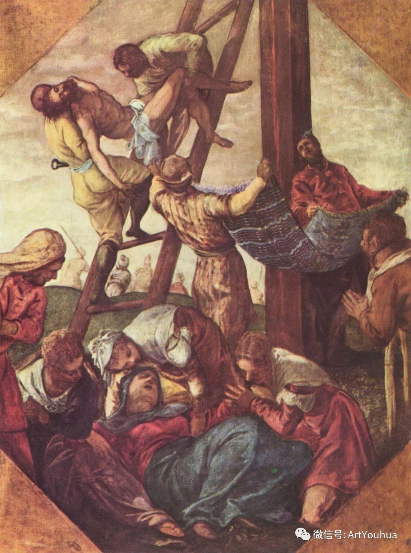 No.14 丁托列托 | 16世纪意大利威尼斯画派著名画家插图84