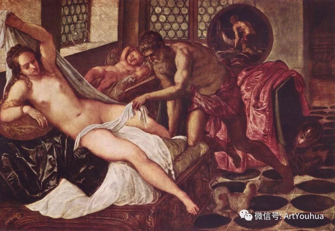 No.14 丁托列托 | 16世纪意大利威尼斯画派著名画家插图87