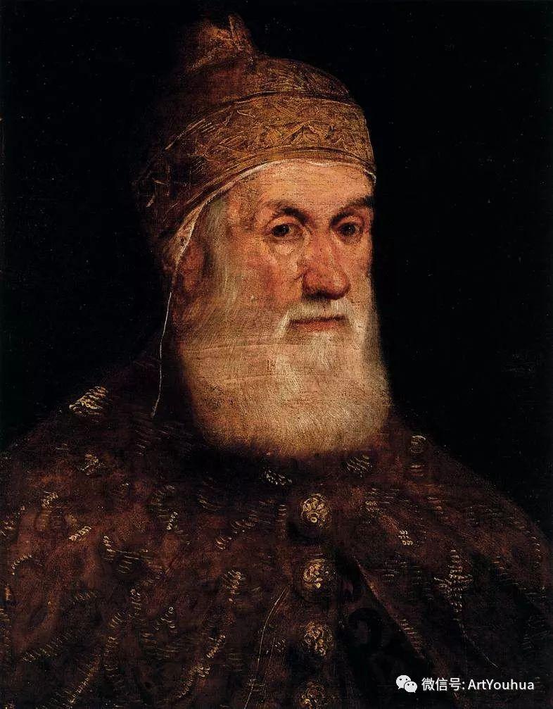No.14 丁托列托 | 16世纪意大利威尼斯画派著名画家插图88