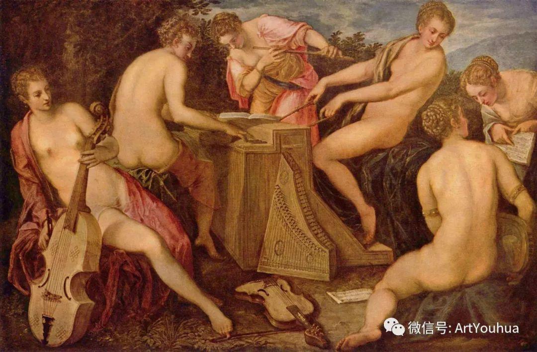 No.14 丁托列托 | 16世纪意大利威尼斯画派著名画家插图89