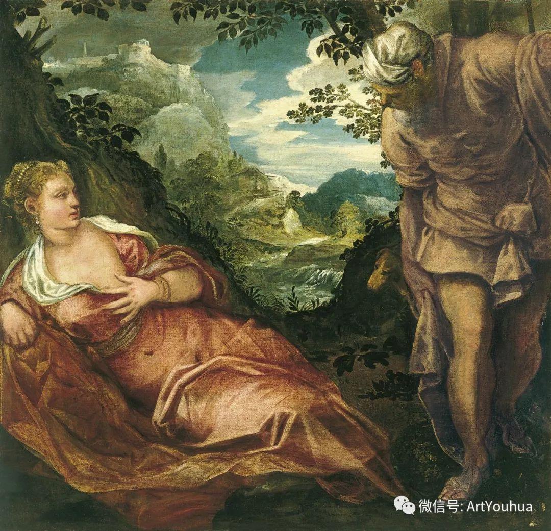No.14 丁托列托 | 16世纪意大利威尼斯画派著名画家插图90